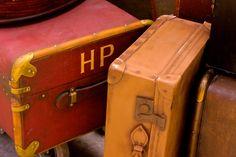 Wordless Wednesday: Magical Luggage