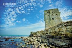 Torre Calderina by pholkography molfetta, via Flickr