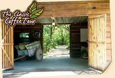 Britt Classic Coffee Tour   Heredia, Costa Rica (between San Jose and Poas,) $22 a person   $39 with transportation