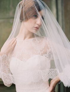 Bridal Accessories & Veils By Enchanted Atelier 2014 Collection