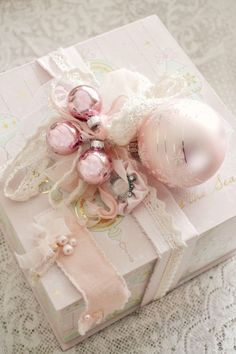 A Pale Pink Christmas