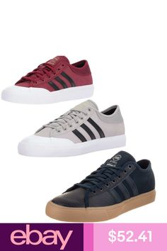 331e80a3d6c270 Adidas Originals Mens Matchcourt Low Top Fashion Sneakers NEW SkateBoard  Shoes