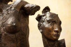 """498 Likes, 7 Comments - Javier Marin Escultor (@javiermarinescultor) on Instagram: """"#JavierMarin, #javiermarinescultor. #escultura de #bronce a la cera perdida. #Arte,…"""""""