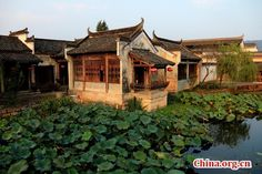 Chengkan village in early autumn - China.org.cn. Well-deserving of its UNESCO World Heritage Site status, the village of Chengkan in Anhui Province is a perfect place to see distinctive Ming Dynasty architecture.