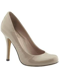 Nude Heels..  Every girl should own a pair!!!