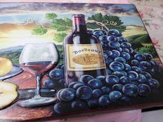 Serap'tan Esintiler: Şarap kutusu