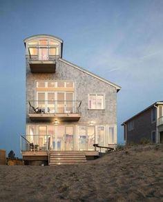 Empty nesters turn Plum Island property into year-round haven - The Boston Globe