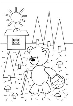 3 Mathematics Geometry, Basic Geometry, Coloring Pages For Kids, Coloring Sheets, Coloring Books, Teaching Shapes, Teaching Phonics, Preschool Weather, Preschool Learning