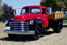 1949 Chevy 6400 Farm Truck