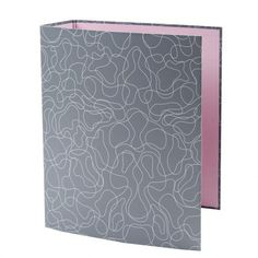 This gorgeous lever arch file features an elegant and simple design from our Contour range. With a grey cover with white line detailing, it has a traditional 2 hole mechanism with a clip to hold your documents securely. A fun but smart alternative to bori Lever Arch Files, Paperchase, Contour, Cool Designs, Stationery, Gift Wrapping, Cool Stuff, Cards, Workwear