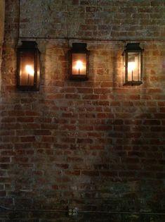 Bevolo Gas & Electric Lanterns #blogtournola New Orleans chameleon-interio