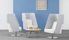 Visor Lounge | by Encore Seating - Leading provider of seating & table products for contract furniture markets.