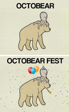 Post especial pra comemorar o fim de Outubro