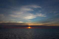 Sunset in Gulf of Finland Sunset Art, Finland, Celestial, Photography, Outdoor, Outdoors, Photograph, Fotografie, Photoshoot