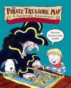 The Pirate Treasure Map: A Fairytale Adventure by Colin Hawkins http://www.amazon.co.uk/dp/184428879X/ref=cm_sw_r_pi_dp_z6urub0BFFAQ1