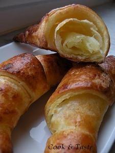 Croissants sans gluten