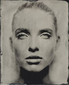 Wet plate on blackened silver. In People, Portrait, Female. photography by Igor Vasiliadis. Artistic Photography, Creative Photography, Fine Art Photography, Portrait Photography, Cobra Art, Foto Poster, Soul Design, Alternative Photography, Saints