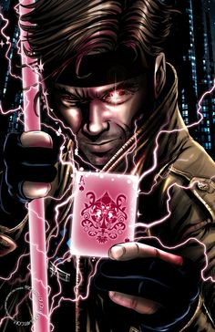 Gambit 3 by JonHughes on deviantART