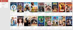 De momento el catálogo de Google Play Movies es algo limitado. Pero ...