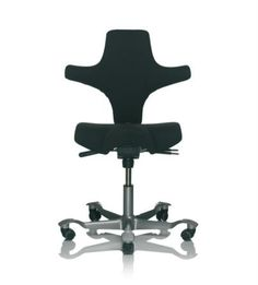 I have one of these at work, and one at home. The only office chair for me.