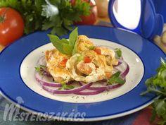Csirkemell receptek Potato Salad, Curry, Potatoes, Meat, Chicken, Breakfast, Ethnic Recipes, Food, Essen