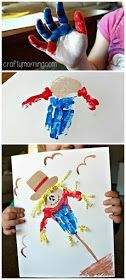 57 Ideas craft for toddlers to make handprint art for 2020 Kids Crafts, Daycare Crafts, Classroom Crafts, Crafts For Kids To Make, Preschool Crafts, Craft Kids, Baby Crafts, Fall Art For Toddlers, Thanksgiving Crafts For Toddlers