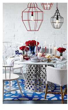 The gray light pendant for the dining room! Paola Navone Collection | Crate and Barrel