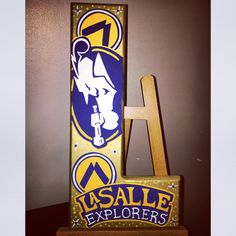 And L for LaSalle