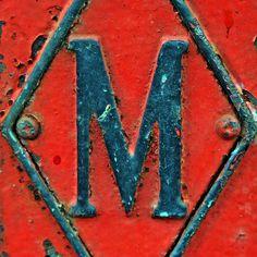 M by Leo Reynolds