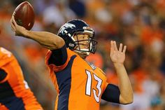 Thursday Night Football, NFL Week 1 Opening Day, Panthers at Broncos Online…