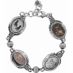 Memory Lane Photo Bracelet  available at #Brighton My Mother's Day Bracelet from the Kids