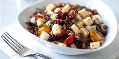 Salade de grains au Jarlsberg - http://www.jarlsberg.com/fr_CA/recipes/grain-salad-with-jarlsberg