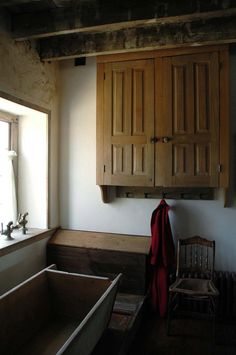 ...rustic kitchen...