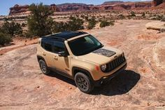 Jeep unveils Renegade Deserthawk Altitude ahead of Los Angeles     - Roadshow  Roadshow  News  SUVs  Jeep unveils Renegade Deserthawk Altitude ahead of Los Angeles  Enlarge Image  I wish every car were called the Deserthawk.                                             Jeep                                          As you read this youre probably thinking to yourself Jeep doesnt have nearly enough Renegade special editions. Jeep was clearly thinking that too so its rolling out two more at the…