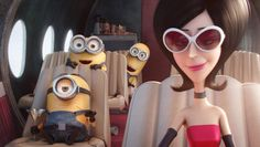 Hollywood Reporter  'Minions': Annecy Review http://thr.cm/oKyySq