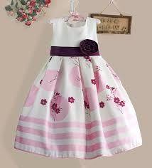 Resultado de imagen para vestidos de niñas grandes