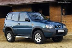 NISSAN Terrano II 3 Doors Nissan Terrano Ii, Doors, Vehicles, Car, Four Wheelers, Slab Doors, Automobile, Rolling Stock, Cars