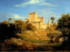 Fyvie Castle, Aberdeenshire - (James William Giles)