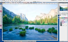 HDR Style Results Using Layers in Photoshop