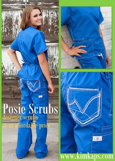 Designer features combine with durable comfort to create our one-of-a-kind POSIE… Scrubs Outfit, Scrubs Uniform, Nursing Shoes, Nursing Clothes, Medical Scrubs, Nursing Scrubs, Stylish Scrubs, Plus Size Work, Work Attire