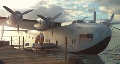 Boeing 314 Clipper by Rémy Trappier | Transport | 3D | CGSociety