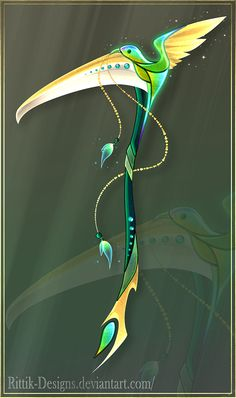 A cute little scythe for a cute bloody murder. The auction is finished by autobuy () DO NOT edit, trace, copy or repost my designs! They belong to people who bought them! Please, read the Terms of ...
