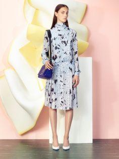 Collection Proenza Schouler croisière 2015 #mode #fashion #couture