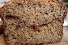 Cinnamon Sugar Bread  *Bread Machine Recipe*