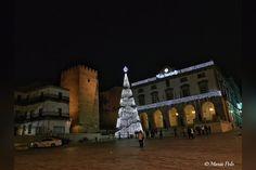 Fotografía de Caceres-Maria Polo,magnifica,Feliz Navidad