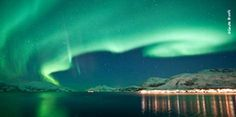 Learn about the Arctic Night sky on this Astronomy cruise on the Norwegian Hurtigruten line