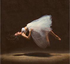 Floating Ballerina
