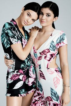 The Style of Jenner Sisters is in #Topshop  #KendalJenner #KylieJenner