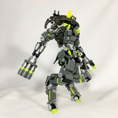 -Lego Mech - by Ceezy Pieces
