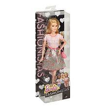 Barbie - Fashionista Barbie, schimmernder Rock